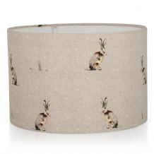 Fryetts Hartley Hare Lampshade, Ceiling Light / Table Lamp